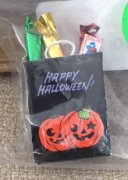 Miniature Halloween Shopping Bag with Accessories 1