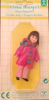 Miniature Little Girl Dollhouse Doll by Erna Meyer-Nele
