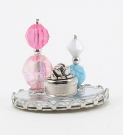 Miniature Perfume Tray