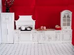 Miniature Dollhouse Kitchens, Food and Accessories