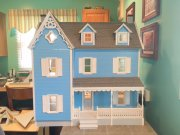 Completly Built Hawthorne Dollhouse