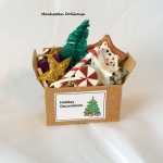 Miniature Holiday Decoration Box
