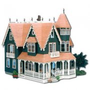 The Garfield Dollhouse Kit