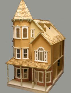 Grandview Dollhouse Kit