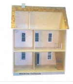 The Colonial Dollhouse