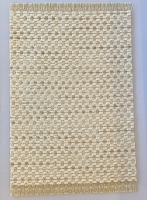 Dollhouse Natural Collection Rug - Beige & Tan