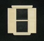 Lilliput Louvered Window