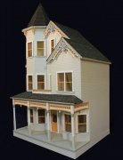 The Wisteria Way Dollhouse Kit