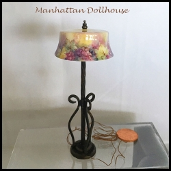 Floor Lamp-Grape Heaven