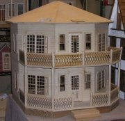 The Octagon Dollhouse