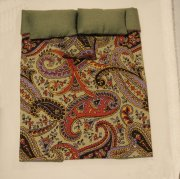 Paisley Miniature Bed Covers