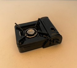 Dollhouse miniature Stove Top