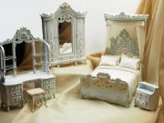 Custom Le Cristina Bedroom Set by Majestic Mansions