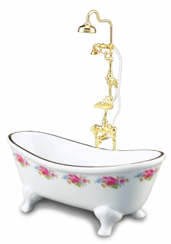 Reutter Porzellan Bath with Shower