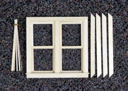 Colonial Double Hung Window