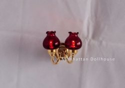 Arden Miniature light in Red W7 R
