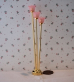 Tribeca Floor Lamp in Pink