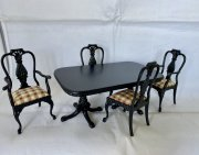 Bespaq 5 Piece Dining Room Set