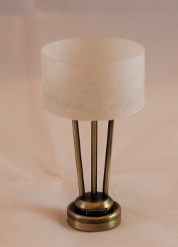 The New Yorker Battery Operated Table Lamp T28D