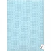 Minature Tile Floor Sheet-Blue Small Hexigon
