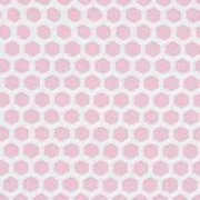 Pink Small Hexagon Dollhouse Floor