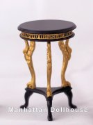 Uptown Deco End or Side Table by Bespaq