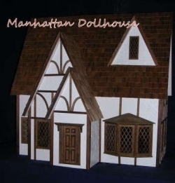 The Tudor Dollhouse