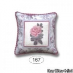 Miniature Floral Pillow