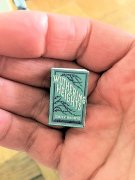 Wuthering Heights Miniature Book