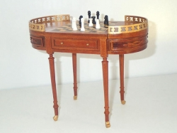 Miniature Chess Table-JBM