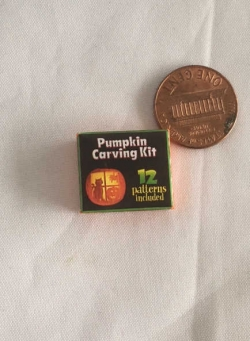 Pumpkin Carving Kit Box