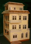 Darlington Dollhouse Kit by Majestic Mansions