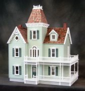 Hawthorne Dollhouse Kit