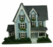 Victorian Dollhouse 144th Scale
