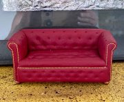 Contemporary Chesterfield lounge mid 1800s