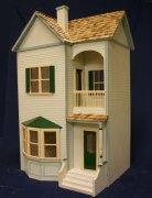 The Belmont Dollhouse Kit
