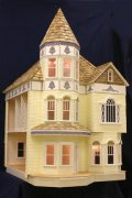 The Dunwoody Dollhouse Shell Kit