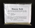 Stucco Grit Pack for Dollhouses