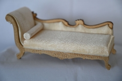 Miniature Chaise, unpainted
