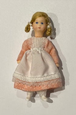 Charlotte Doll in Blond by Erna Meyer