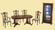The Chelton Dining Room Set by Bespaq