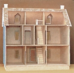 Shelburne Dollhouse Kit
