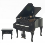 Miniature Baby Grand Piano