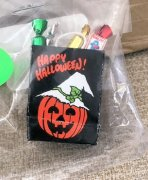 Miniature Halloween Shopping Bag with Accessories 2