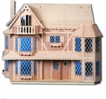 The Harrison Dollhouse