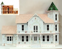 Lady Kathleen Dollhouse Kit Windows and Doors Only