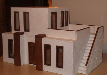The Adobe Dollhouse - Click Image to Close