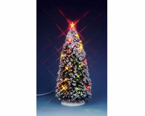 Lemax Battery Operated Christmas Tree 14390 14390 25 00
