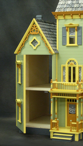 Hawthorne Dollhouse Kit - Click Image to Close