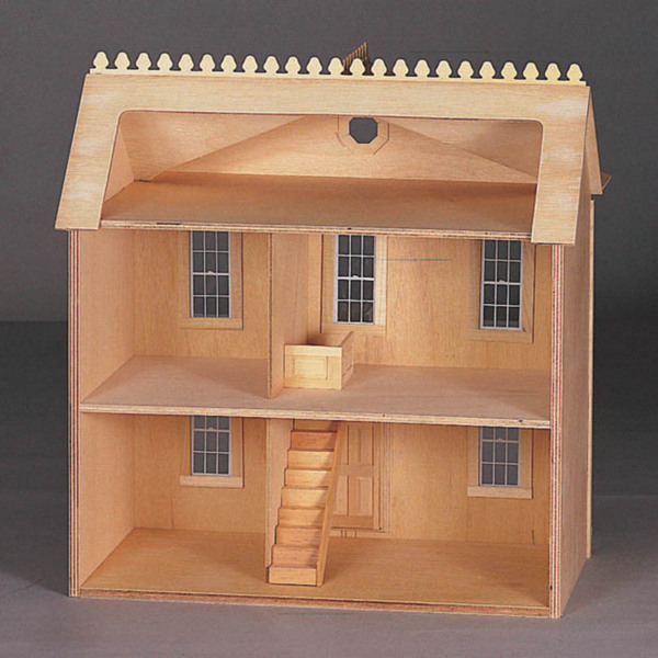 Mint Julep Dollhouse Kit - Click Image to Close